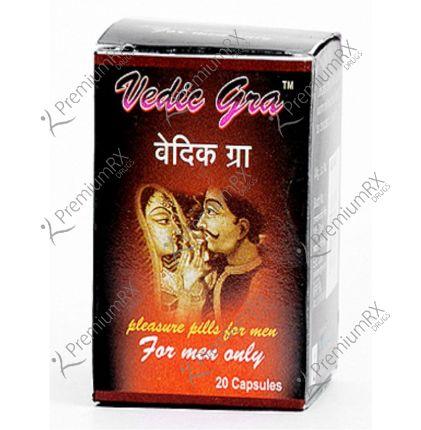 Vedic Gra Pleasure Pills - See Description