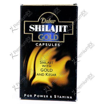 Shilajeet Gold Capsules Dabur