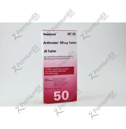 Arthrotec  50mg/200mcg