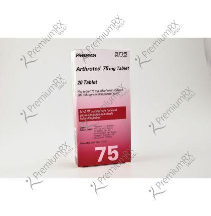Arthrotec  75mg/200mcg