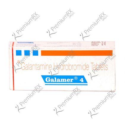Galamer  4mg