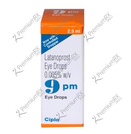 9 PM Eye Drop (0.005%)