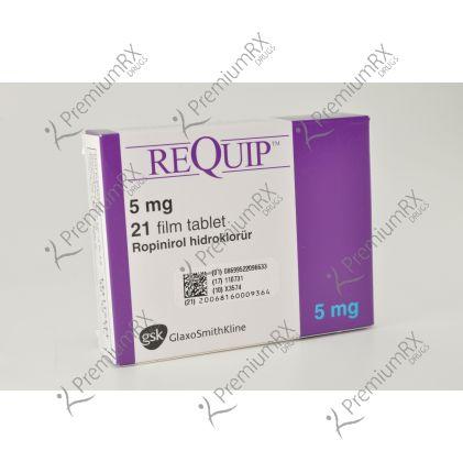 Requip  5 mg