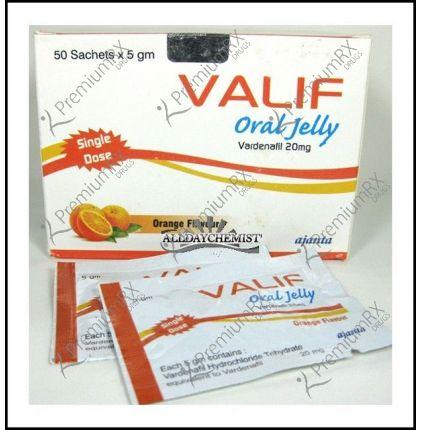 Valif Oral Jelly - 20 mg
