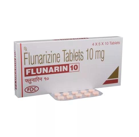 Flunarin 10mg