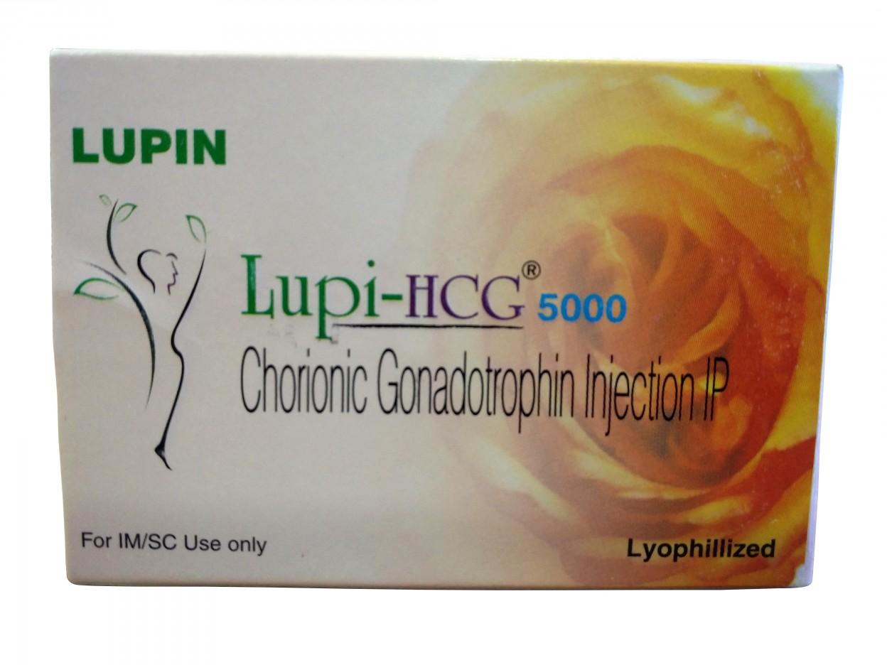 Lupi-HCG 5000 i.u.
