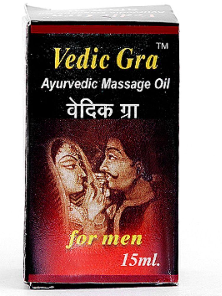 Vedic Gra Massage Oil 15ml