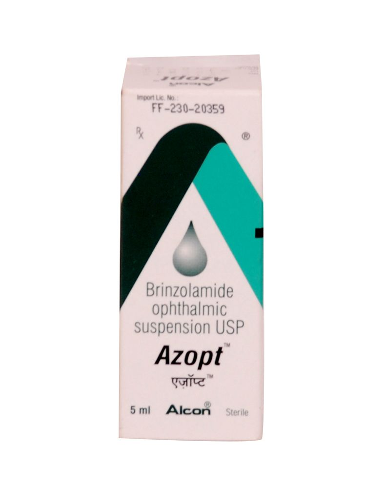 Azopt Eye Drop