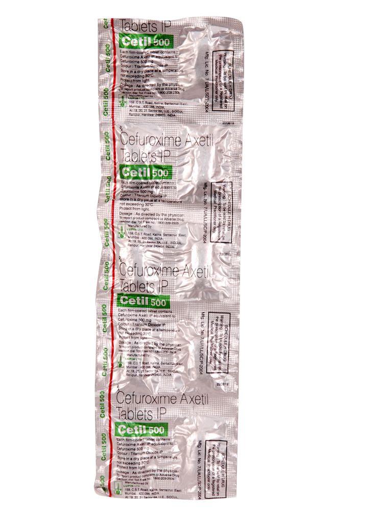 Cetil 500 mg