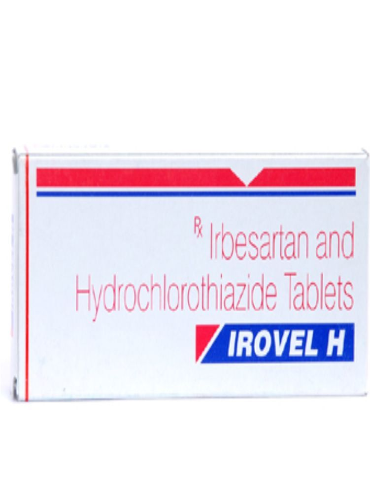 Irovel H 150/12.50mg